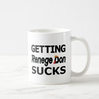 LR-10 Renege Don Sucks - STOP Renege Don Coffee Mug