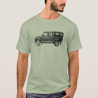 LR Defender 110 cracked T-Shirt
