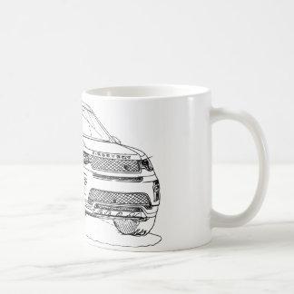 LR Disco Sport 2016 Coffee Mug