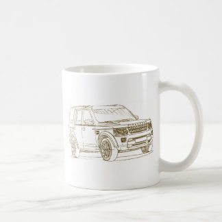 LR Discovery 2015 Coffee Mug