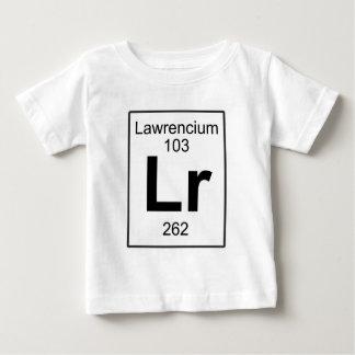 Lr - Lawrencium Baby T-Shirt