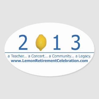 LRC 2013 Window Sticker