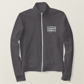 LRC: Embroidered Track Jacket