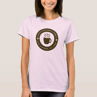 LRC: Jollywood Jitters Brown Logo T-Shirt