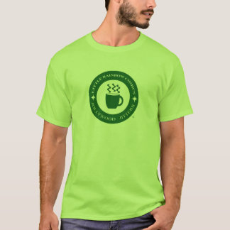 LRC: Jollywood Jitters Light Tee Green