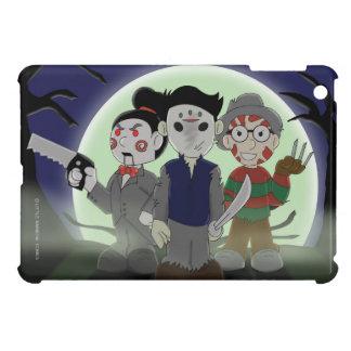 LRC Little Horrors iPad Case