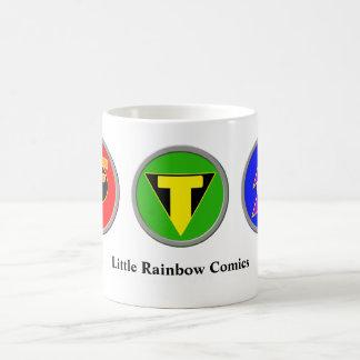 LRC: Taza de la justicia del arco iris