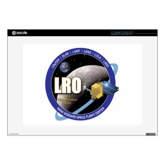 "LRO resized.png Decal For 15"" Laptop"