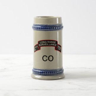 LRS Comander 18 Oz Beer Stein