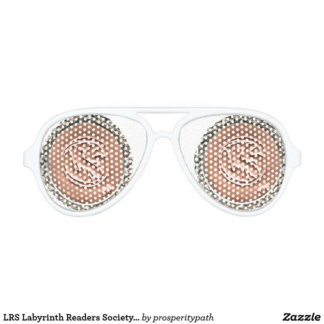 LRS Labyrinth Readers Society Sunglasses