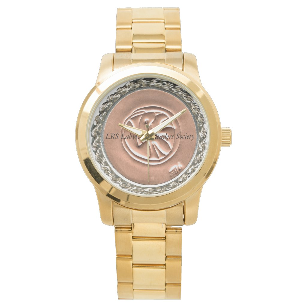 LRS Labyrinth Readers Society Timestopper Watch