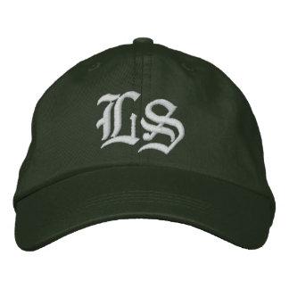LS Green Pimp Flex Fit Embroidered Baseball Cap