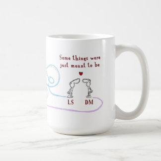 """LS heart DM"" Coffee Mug"