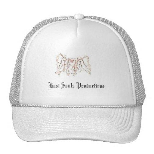 Ls Logo, Lost Souls Productions Trucker Hat