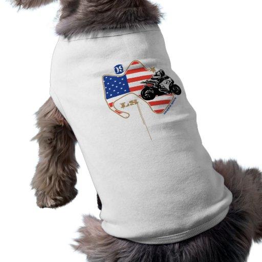 LS USA '09 Dog Tee