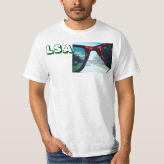 LSA drivin high 2 T shirt