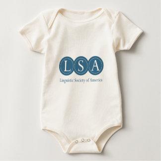 LSA Logo Baby Romper
