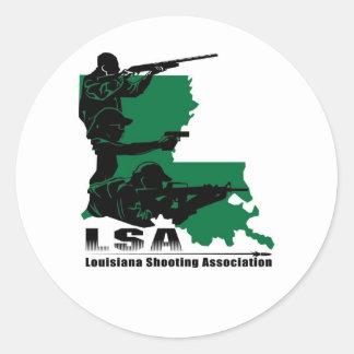 LSA Stickers