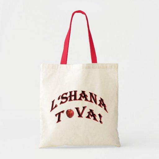 ¡L'Shana Tova! Bolsas