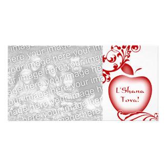 L'Shana Tova : floral apple Card
