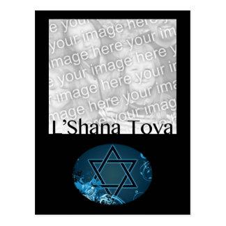 L'Shana Tova : photo card