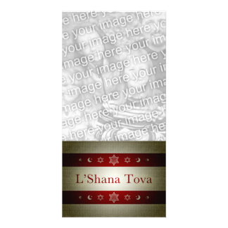 L'Shana Tova Picture Card