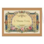 L'Shana Tova Tarjeton