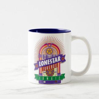 LSJ Junkie Two-Tone Coffee Mug