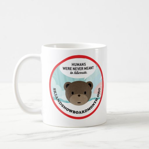 LSSM Bear Coffee Mug