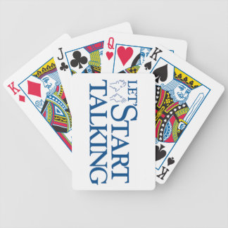 LST Playing Cards (Bicycle Edition)