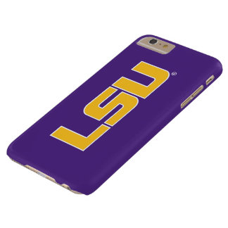 LSU BARELY THERE iPhone 6 PLUS CASE