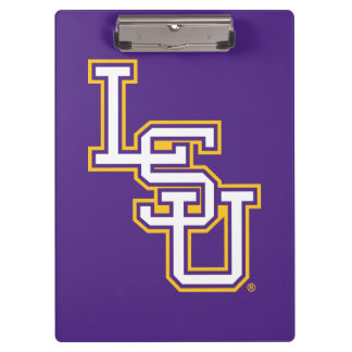 LSU | Baseball Clipboard