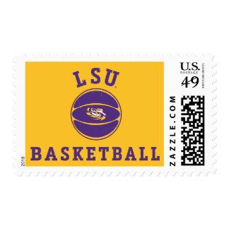 LSU Basketball | Louisiana State 4 Postage