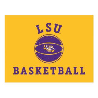 LSU Basketball | Louisiana State 4 Postcard