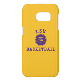 LSU Basketball | Louisiana State 4 Samsung Galaxy S7 Case