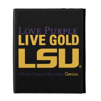 LSU donde la pasión se convierte en genio