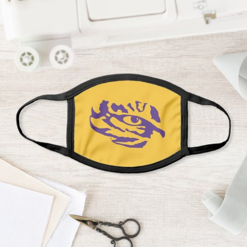 LSU Eye of the Tiger Face Mask