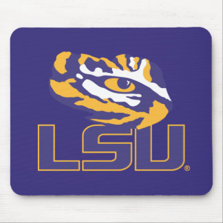 LSU Eye of the Tiger Mouse Pad