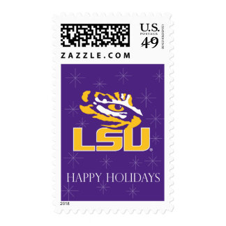 LSU Eye of the Tiger Postage Stamps
