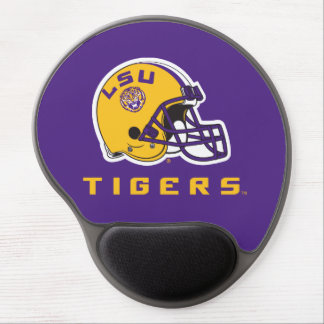 LSU Football Helmet Gel Mouse Pad