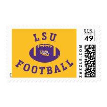 LSU Football | Louisiana State 4 Postage