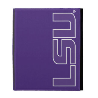 LSU iPad CASE