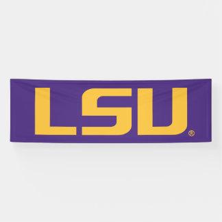 LSU Logo Banner