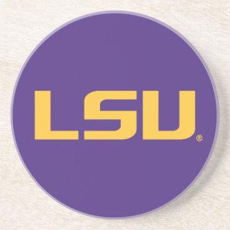LSU Logo Drink Coaster