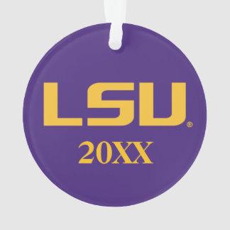 LSU Logo Ornament