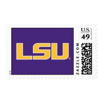 LSU Logo Postage