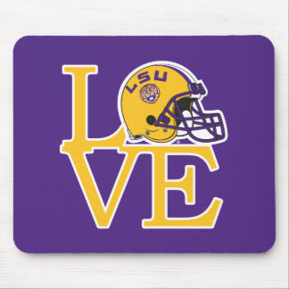 LSU Love Mouse Pad