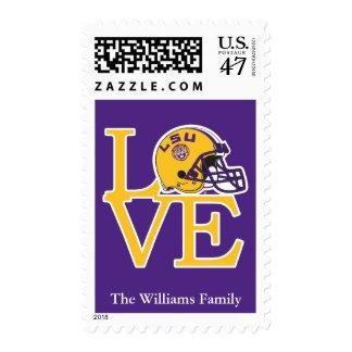 LSU Love Postage