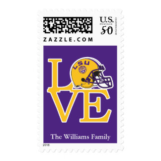 LSU Love Postage