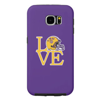 LSU Love Samsung Galaxy S6 Case